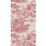 Fontainebleau Wallpaper Paon FONT81558101 or FONT 8155 81 01 By Casadeco